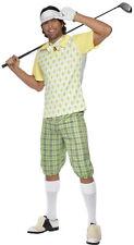 Mens Gone Golfing Golfer Pub Golf Stag Night Fancy Dress Costume Adult Outfit Medium
