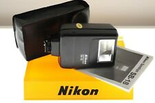 Nikon SB-18 Speedlight flashgun. Nikon SLR. EXC++ condition. +case+manual!