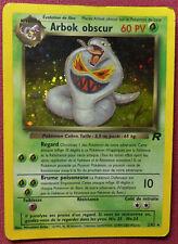 Carte Pokémon - Arbok obscur 60PV Team Rocket 2/82