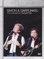 Simon and Garfunkel: The Concert in Central Park - DVD Region 2 Free Shipping!