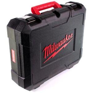 Heavy Duty Box, HD Box mit Einlage für M12 BDD, Aufbewahrungskoffer