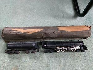 American Flyer #336 Union Pacific Northern 484 engine loco w/original wrap runs
