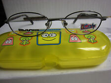 NICKELODEON NIC  I CARLY  Style CLICK in BROWN  46-16-130  Eyeglass Frames