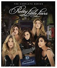 Pretty Little Liars Complete TV Series Season 1-7 BRAND NEW 36-DISC USA DVD SET