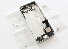 Genuine iPhone 5 A1429 White Case Bottom with Sim Tray Screws SEE PICS