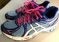 ASICS GEL-EXALT 2 DUOMAX WOMEN'S Sz 9.5 D QUALITY WALK RUN FITNESS SNEAKER SHOES