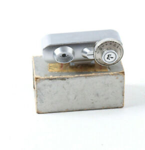 Photopia (Germany) rangefinder, accessory shoe fit for vintage camera - boxed.
