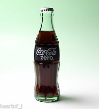 Coca Cola Zero Coke Black Label Reused Bottle Full Exclusively in Hokkaido Japan