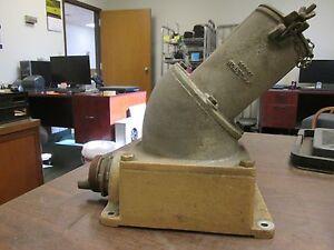 Appleton Receptacle w/ Base AR20023 2W 3P 200A 600VAC Used