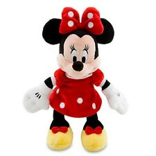 "Disney~MINNIE MOUSE~Plush~9""~Disney Store Exclusive~NWT"