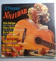 JC Penney Navidad Sabor de Nacho Zodiac La Selecta Borinquen P-1974 VG LP #1944