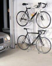 NEW Bike Rack 2 Bike Freestanding Indoor Bicycle Storage Stand Garage Apartment