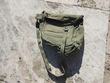 Us Army M17 Gas Mask Protective Bag Pouch Bag Usmc Navy Vietnam Nam Original #2
