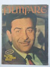 India FILMFARE Magazine RAJ KAPOOR SPECIAL 4th Dec 1970