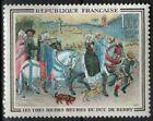Timbre Neuf N° 1457 - Année1965 - Les Très Riches Heures du Duc de Berry