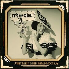Janet Klein - It's the Girl [New CD]