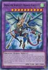YUGIOH Dragon Knight Draco-Equiste Deck with Stardust Dragon Complete 42 - Cards