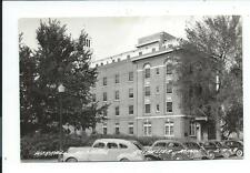 Real Photo Postcard Post Card Rochester Minnesota Minn Mn Warrall Hospital
