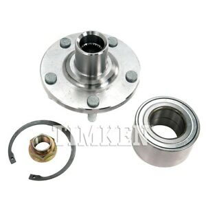 Wheel Bearing and Hub Assembly-FWD Front Timken HA590302K