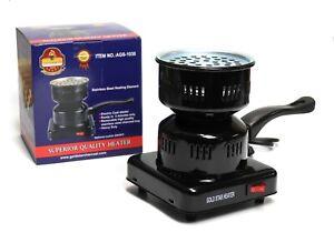 Electric Coal Starter Hookah Shisha Heater Stove Charcoal Burner Multi Purpose