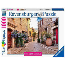 Ravensburger Mediterranean France Puzzle 1000pc 14975