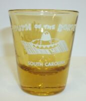 Vintage Barware - South Carolina Souvenir Shot Glass