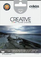 Cokin P121S Verlauffilter grau 2 ND8 0.9 Gradual Neutral Grey Soft Filter