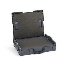 Bosch Sortimo L-Boxx 102 Gr1 anthra inkl. Rasterschaumstoff / Frontgriff