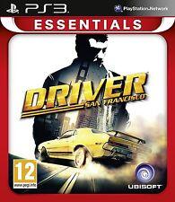 Driver: San Francisco-PlayStation 3 (PS3) - UK/PAL
