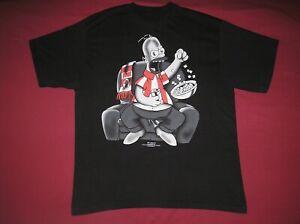 T-Shirt Original Vintage THE SIMPSONS~HOMER ~ Size XL
