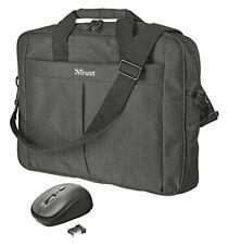 Custodie valigette Trust in nylon per laptop