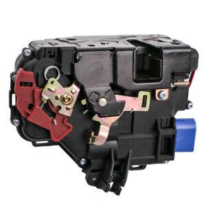 NEW Front Right Passenger Side Door Lock Actuator Mechanism For VW Golf MK5 Seat