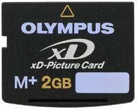 Brand New Flash Memory Card For Olympus & Fuji film+2 GB xD Picture Card Type M