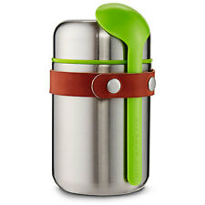 Black+Blum Food Flask Lime - for keeping your soups, casseroles hot -400ml