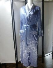 Victoria's Secret Blue Size XS Robe Terry Lined