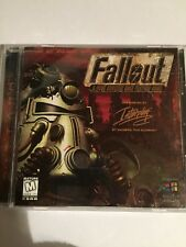 Fallout 1 - A Post Nuclear Role Playing Game - Interplay PC CD-ROM