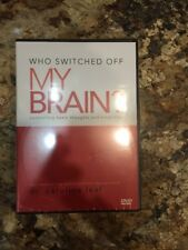 Who Switched Off My Brain? DVD Dr. Caroline Leaf NEW/SEALED