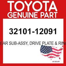 TOYOTA GENUINE 32101-12091 GEAR SUB-ASSY, DRIVE PLATE & RING OEM