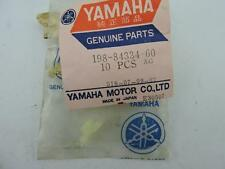 198-84334-60 NOS Yamaha Adjusting Nut AS2 A1 CS3 CT1 DS6 DS7 DT125 1970s S507L