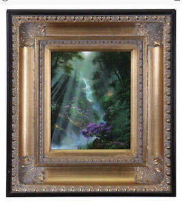 """Dale Terbush - """"My Enchanted  Song"""" - Glicee on Canvas Remarqued Numbered Framed"""
