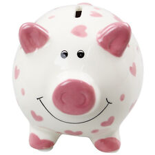 Lesser Pavey My First Piggy Bank Pink Baby Childs Gift Novelty Christening