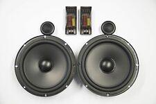 Auto Lautsprecher 2 Wege Komponenten System 20 cm geringe Einbautiefe