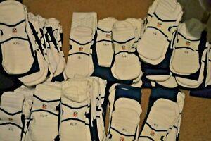 NFL NIKE Team Game Issued Compression Socks Dallas Cowboys Colors New Sz LG -XXL