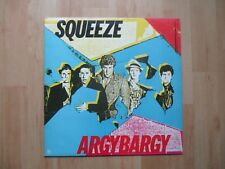 SQUEEZE Vinyl LP  ARGYBARGY (Incl Pulling Mussels (From The Shell) EX