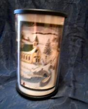 PartyLite Express It Cylinder Luminary Hurricane Votive Candle Holder P9450