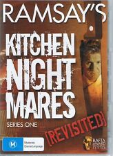 GORDON RAMSAY'S Kitchen Nightmares Revisited DVD Series 1 One NEW & SEALED