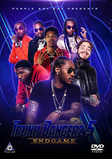 Trunk Bangerz 5 2019 Hip Hop Rap Music Video Dvd Future Migos Post Malone Dababy
