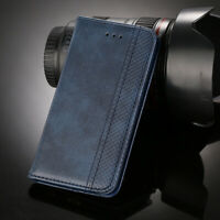 For Nokia 4.2 3.2 2.2 3.1C 8.1 Luxury Leather Magnetic Wallet Flip Case Cover