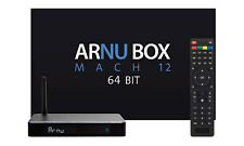 ARNU Box Android S912 Processor Mach 12 64bit Octo Core Fastest Box with 2 USB