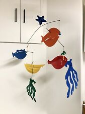 Very Rare Henri Matisse Vintage Hanging Mobile Kinetic Sculpture